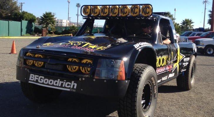 RobMac Trophy Truck 2012 Baja 1000 Ensenada