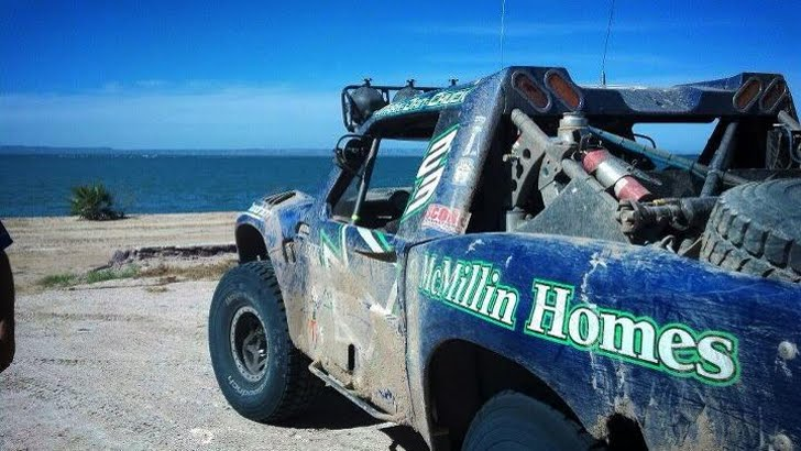 McMillin Racing Trophy Truck
