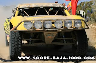 Baja 1000 2013 Qualifying Draw