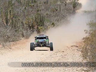 Class 1 Baja Desert Racing